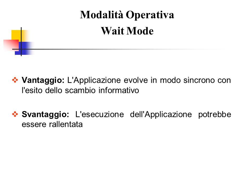 Modalità Operativa Data Base La modalità operativa Data Base viene utilizzata: per accedere a variabili che sono lette da un equipment per aggiornare variabili che vengono scritte su un equipment