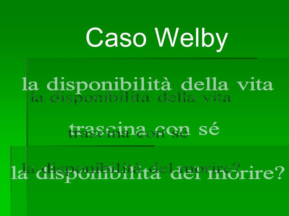 Caso Welby