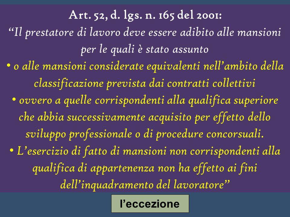 Art.52, d. lgs. n.