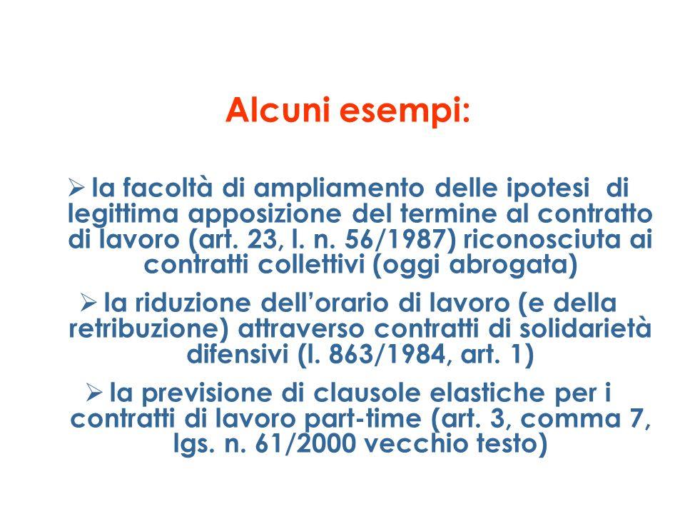 LAUTONOMIA COLLETTIVA NEL MODELLO ITALIANO Formazione extrastatuale del diritto del lavoro e garantismo collettivo attraverso le tecniche di concertaz
