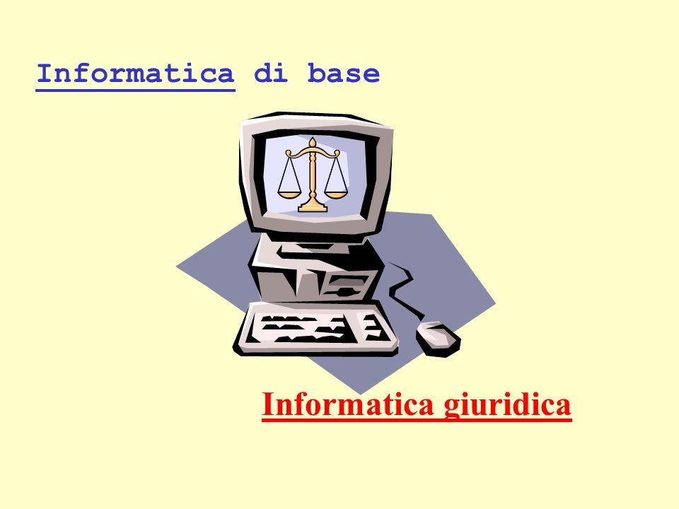 Materiali didattici http://www.lex.unict.it/didattica/materiale08/infgiuridica_rg/