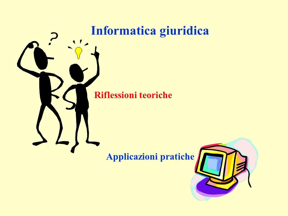 La tipologia funzionale delle applicazioni informatiche determina un diverso approccio metodologico 1.
