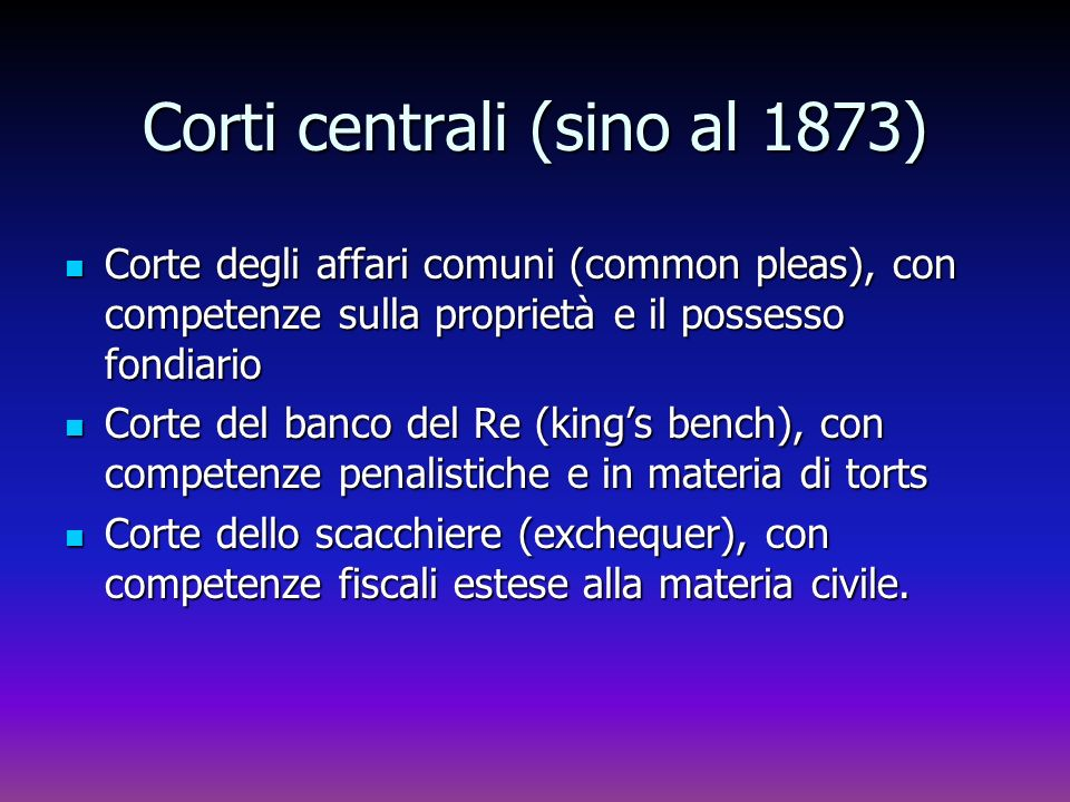 CEDU Nel 1998 è stata recepita con atto di legge la convenzione europea sui diritti delluomo, sottoscritta a Roma nel 1950; i giudici sono vincolati al rispetto di tali diritti, secondo la giurisprudenza della Corte di Strasburgo.