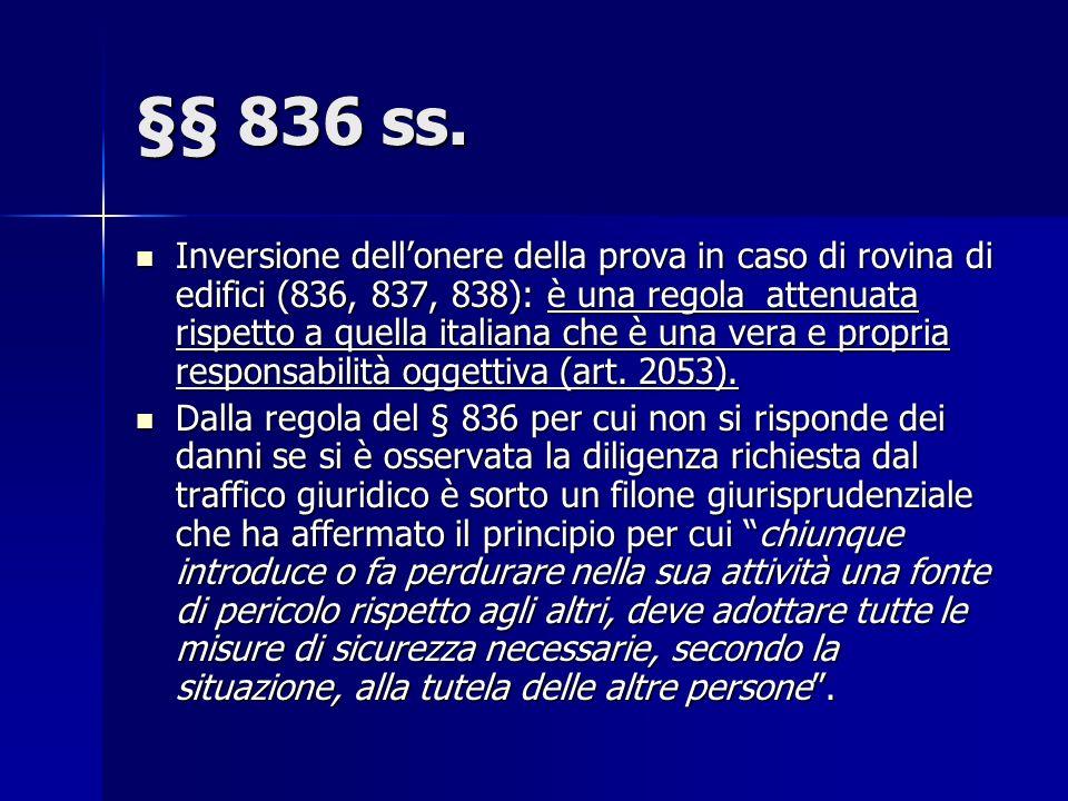 §§ 836 ss.