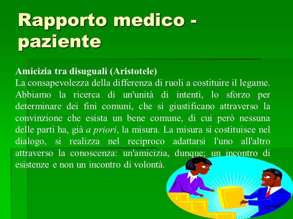 Principio di Autonomia Nessuno può dirmi come posso essere felice (Kant) Autodeterminazione Consenso informato Autonomia del medico Art.