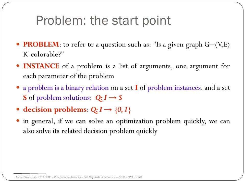 Proving NP-Completeness What steps do we have to take to prove a problem P is NP- Complete.