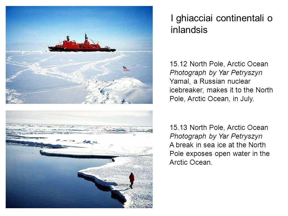 15.12 North Pole, Arctic Ocean Photograph by Yar Petryszyn Yamal, a Russian nuclear icebreaker, makes it to the North Pole, Arctic Ocean, in July. 15.