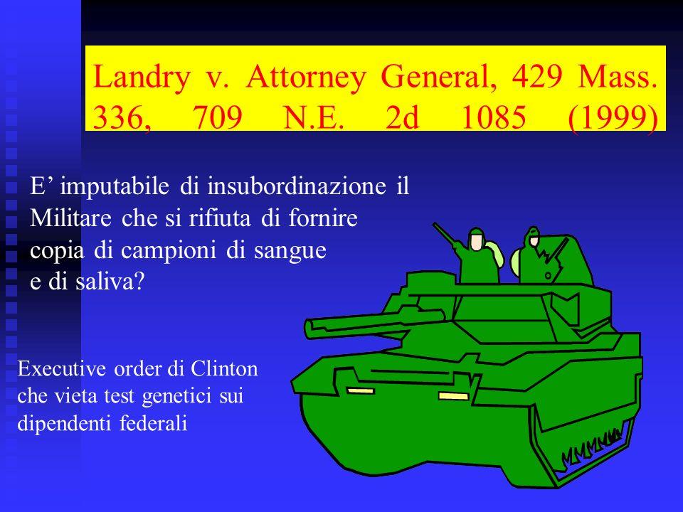 Landry v. Attorney General, 429 Mass. 336, 709 N.E.