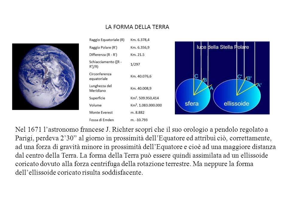 Limmagine della Terra che i geodeti stanno cercando di misurare e descrivere, non è la superficie irregolare e complessa della Terra nelle sue depressioni e nei suoi rilievi, ma la superficie oceanica estesa in modo immaginario alle aree continentali, costituendo così una figura continua.
