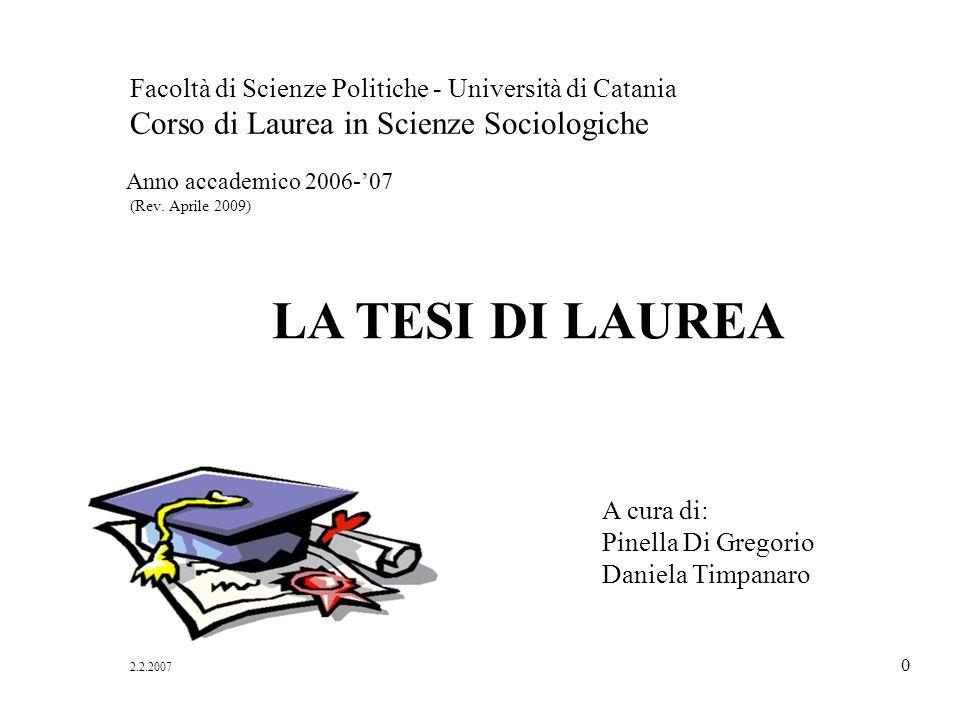 0 Anno accademico 2006-07 (Rev.