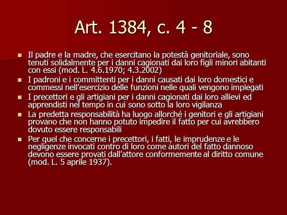 Art.1384, c.