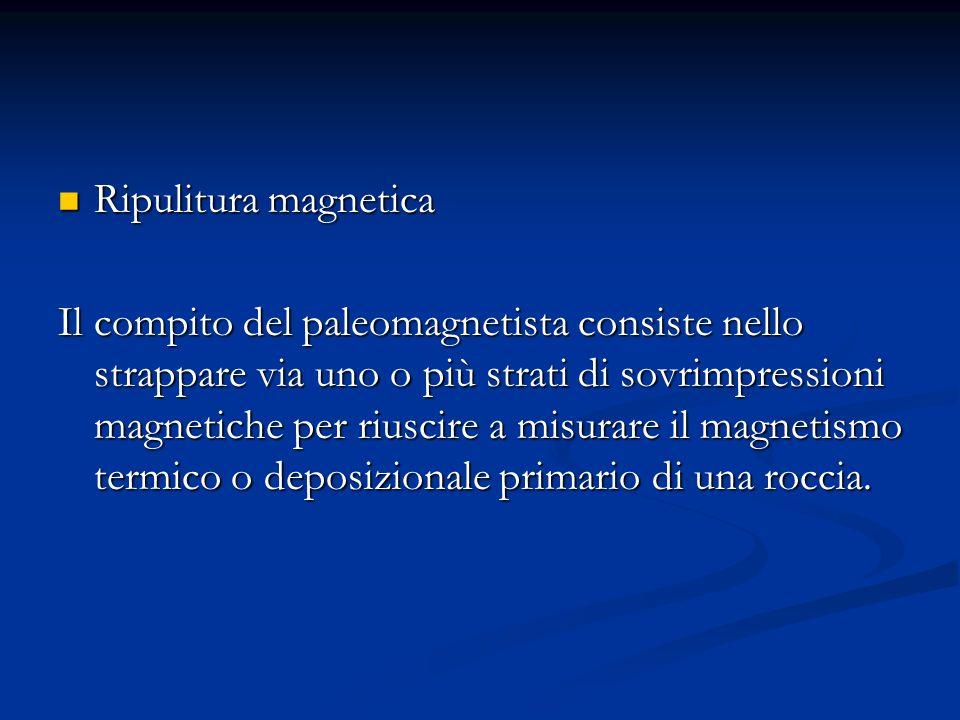 Buone e cattive memorie magnetiche Buone e cattive memorie magnetiche Come le persone, alcune rocce ricordano perfettamente quello che è accaduto quan