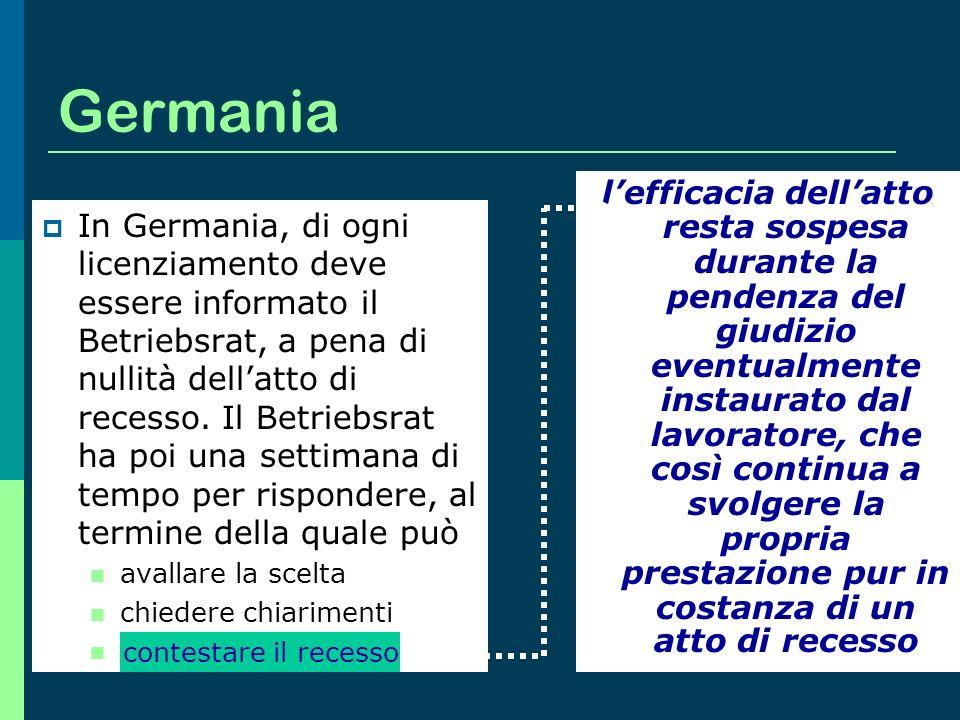 Lobbligo giudiziale di reintegra, questione fondamentale nellordinamento italiano E vero o non è vero che – dal punto di visto giuridico – costituisce