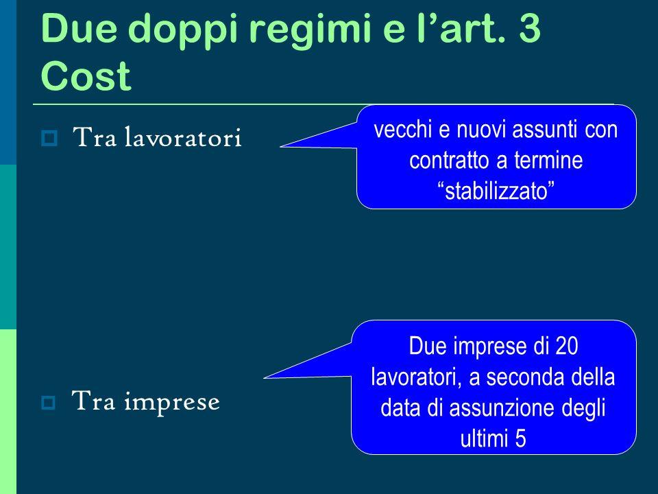 Laccantonamento dellart. 18 nel disegno di legge delega del II governo Berlusconi (2002) La reintegra non avrebbe più trovato applicazione ai lavorato