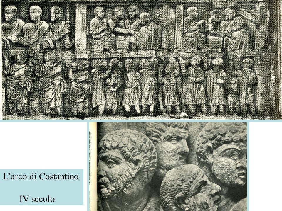 Larco di Costantino IV secolo