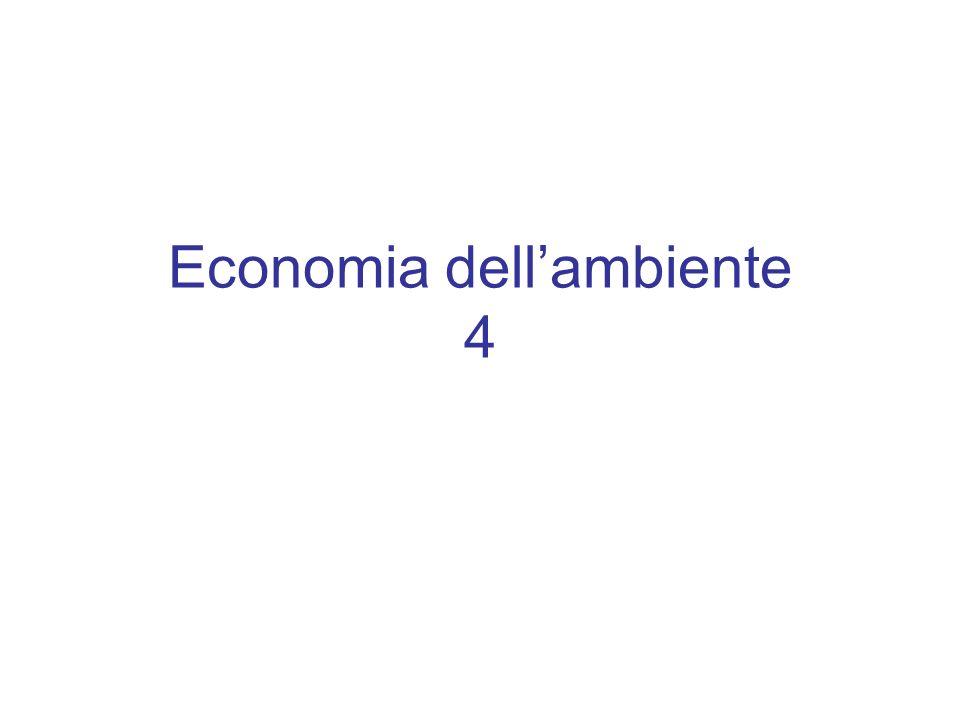 Economia dellambiente 4