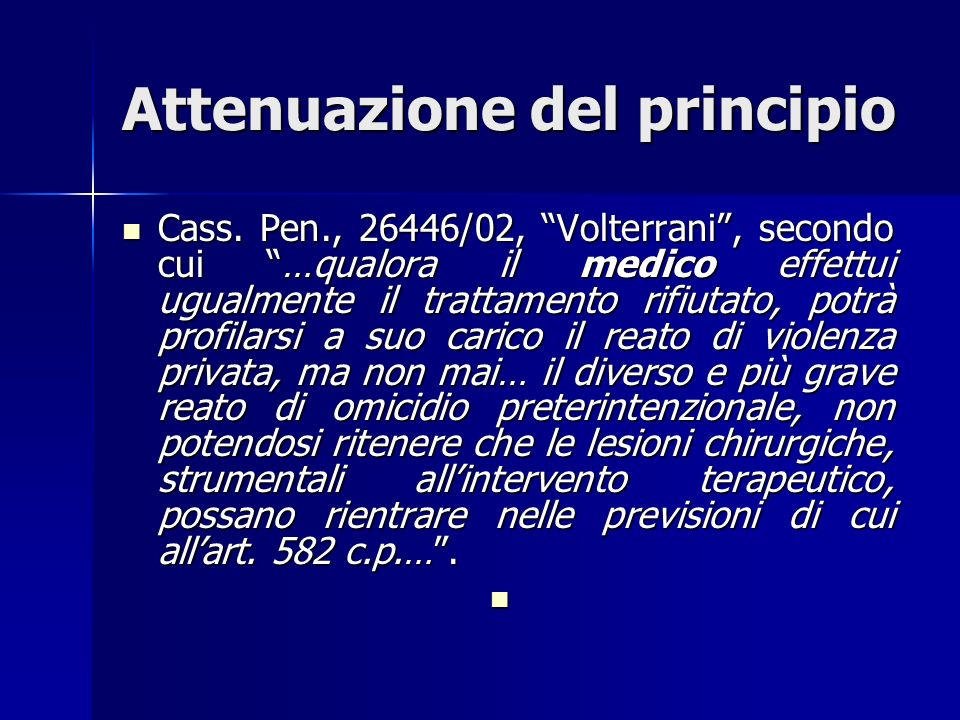 Recenti riletture del caso Massimo Appartiene ormai, infatti, a reiterate pronunce della Corte di cassazione, sia nella sede civile (Sez. III, 30 magg
