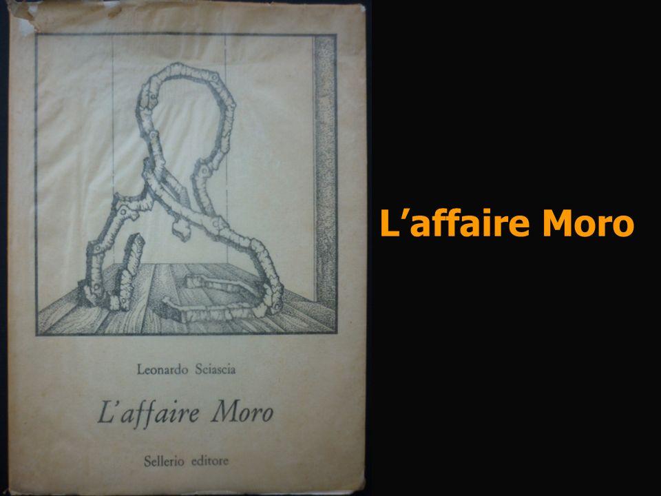 Laffaire Moro