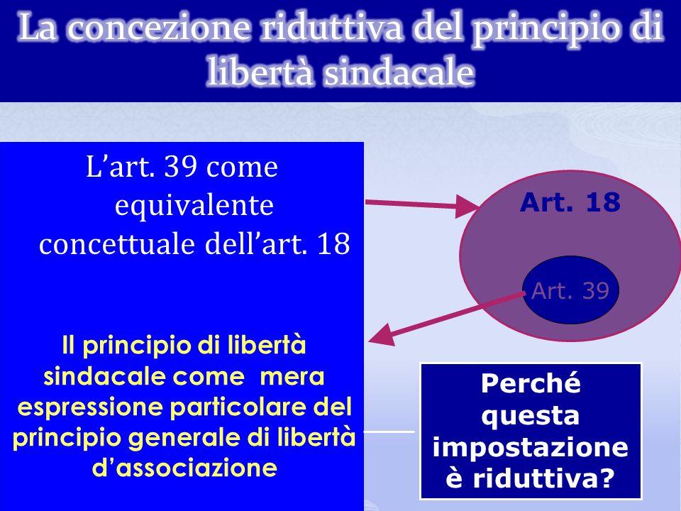 11 a) Il soggetto. Le formule organizzatorie tipiche: associazione e organizzazione. Organizzazione: concetto più ampio di associazione. Consente di a