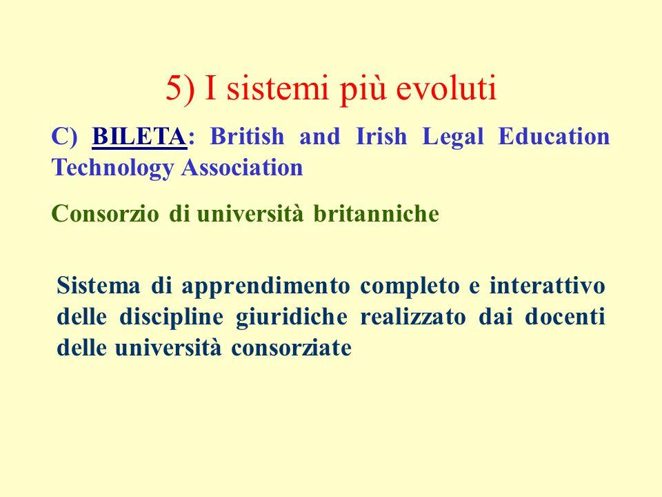 6) Gli esperimenti italiani di G.PascuzziG. Pascuzzi Cercare il diritto.