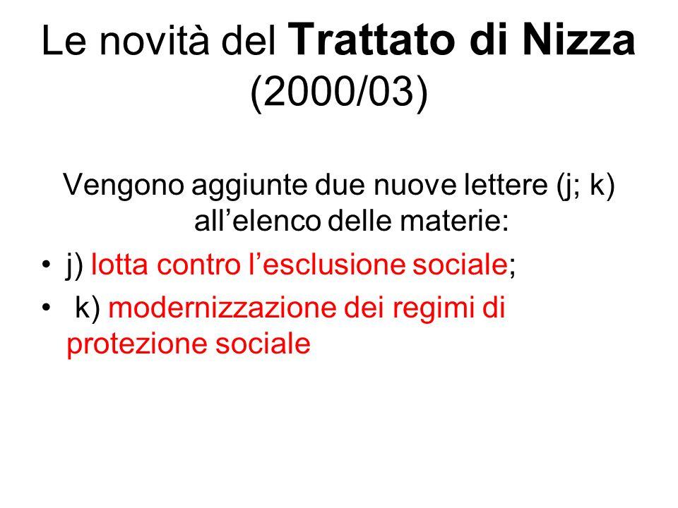 Larticolo è stato modificato dal Trattato di Nizza ma è rimasto sostanzialmente immutato dopo Lisbona