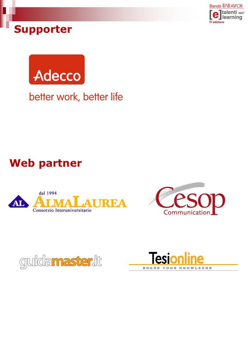 Supporter Web partner