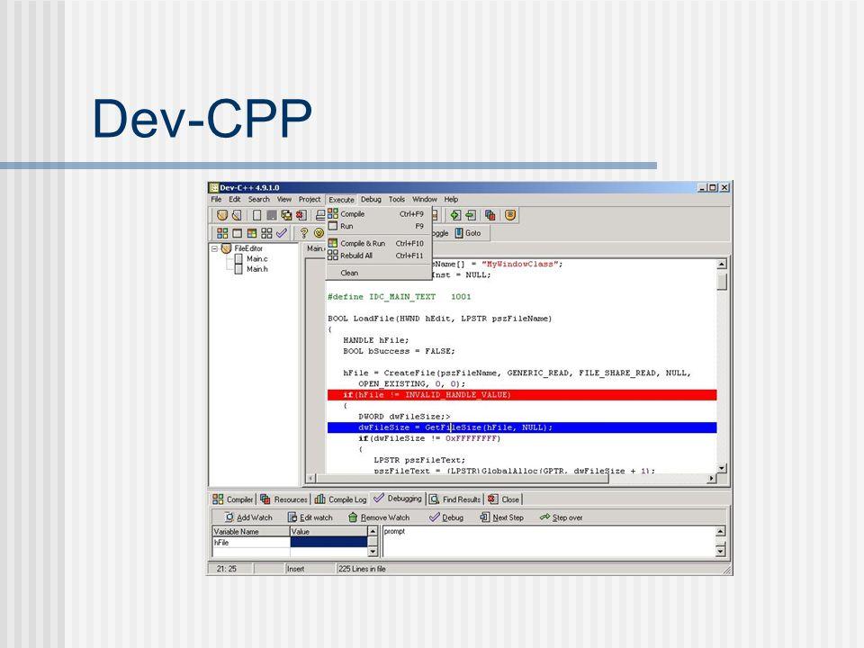 Dev-CPP