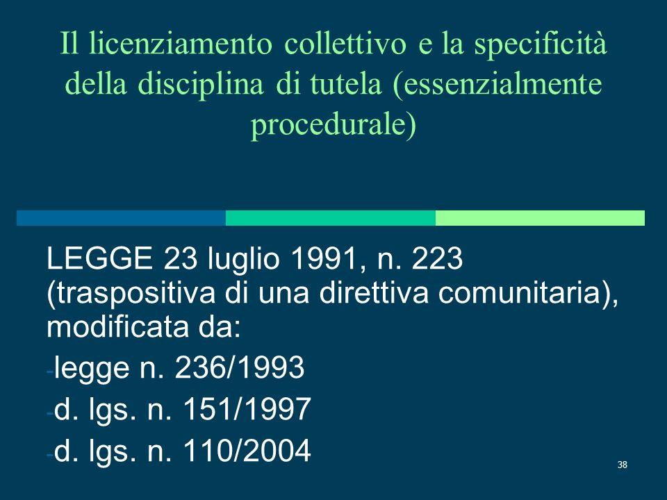 Il caso delle dimissioni della lavoratrice madre Art. 55, comma 4, d. lgs. n. 151/2001: la richiesta di dimissioni presentata dalla lavoratrice, duran