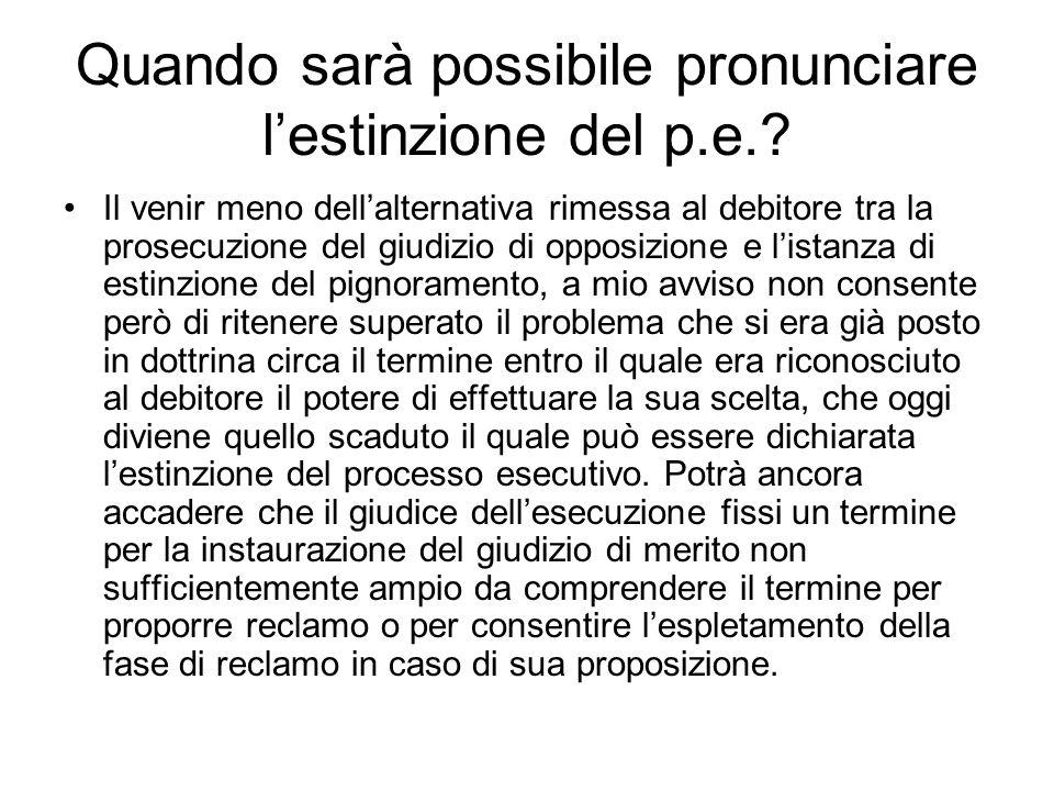 Esempio Tizio, debitore esecutato, si oppone al pignoramento eseguito dal creditore Caio.