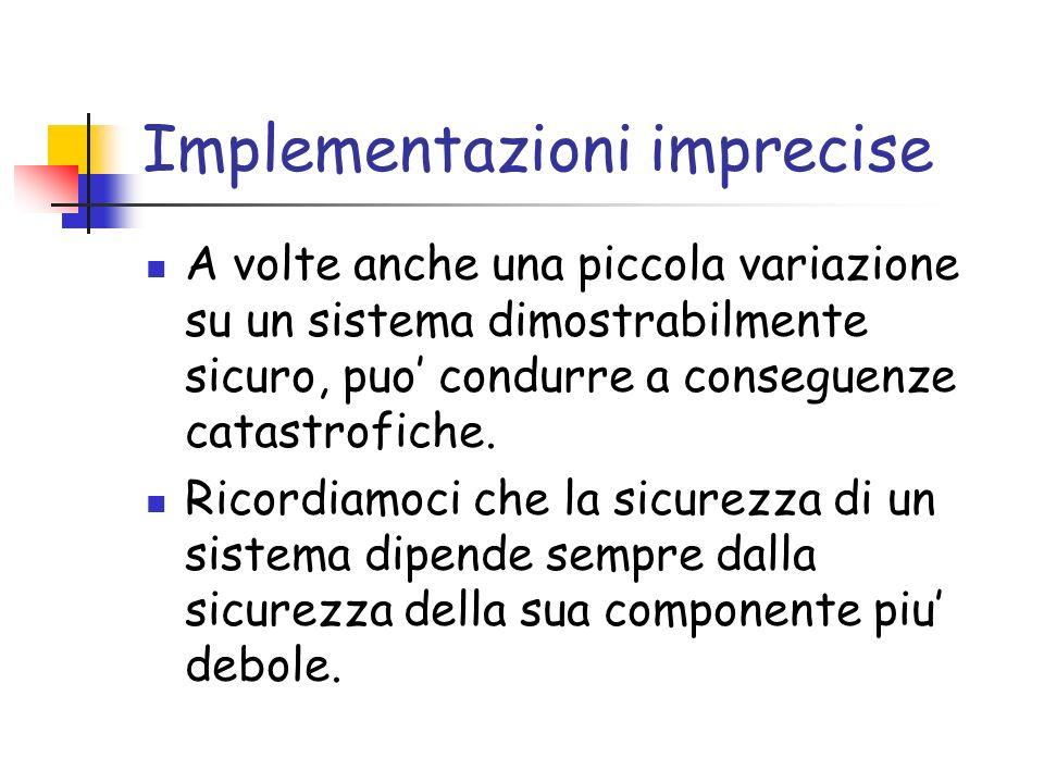 Ulteriori problemi Esistono altri due problemi con la funzione rand() 1.