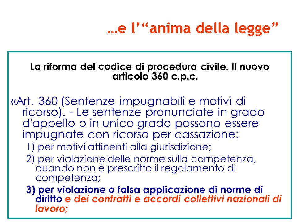 le regole sulla interpretazione dei contratti (art. 1362 c.c.) e non quelle sulla interpretazione della legge Il corpo del contratto…