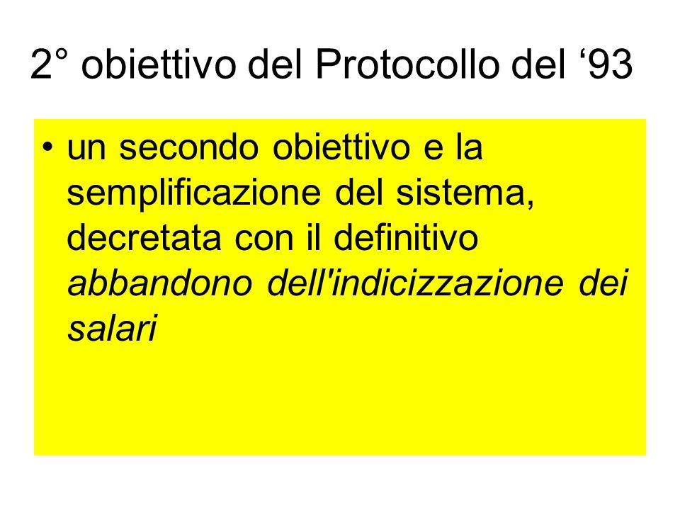 Il Protocollo: 1° obiettivo Un primo obiettivo e quello di transitare da un modello di relazioni in cui i comportamenti dei soggetti dipendono da scel