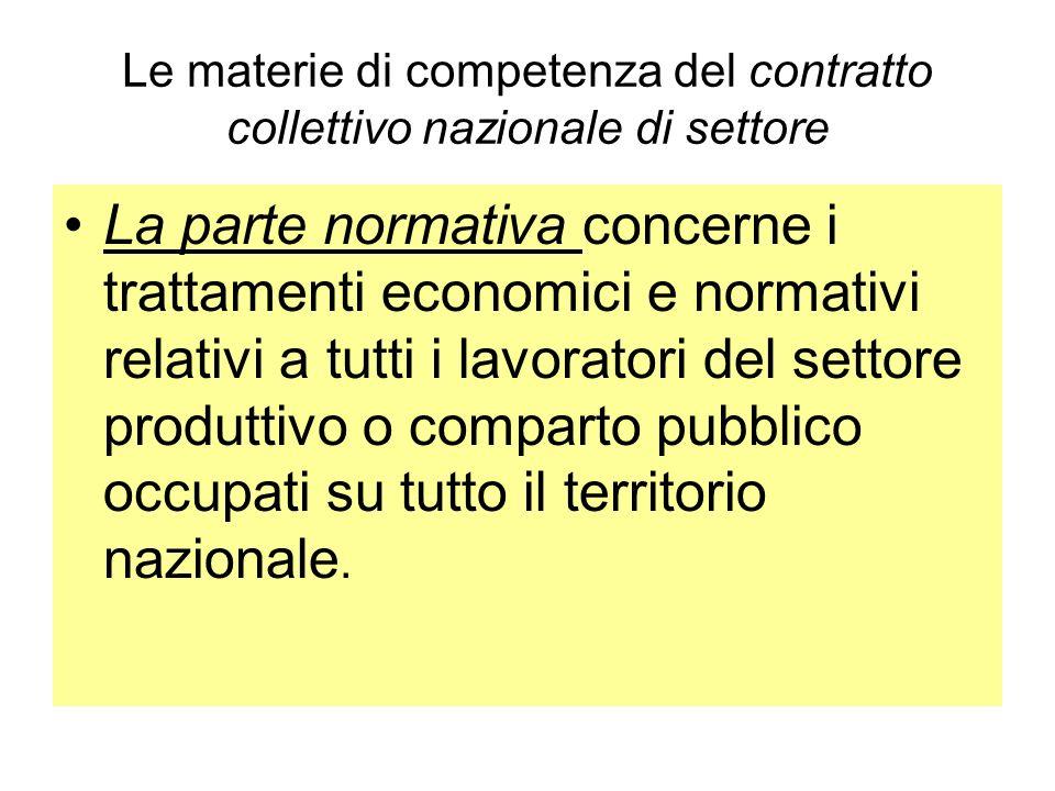 Le novità principali: sul piano degli assetti contrattuali viene confermata la volontà di condurre la vigenza contrattuale da quattro a tre anni, sia