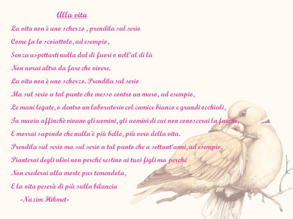 Prendete la vostra vita e fatene un capolavoro - Giovanni Paolo II -