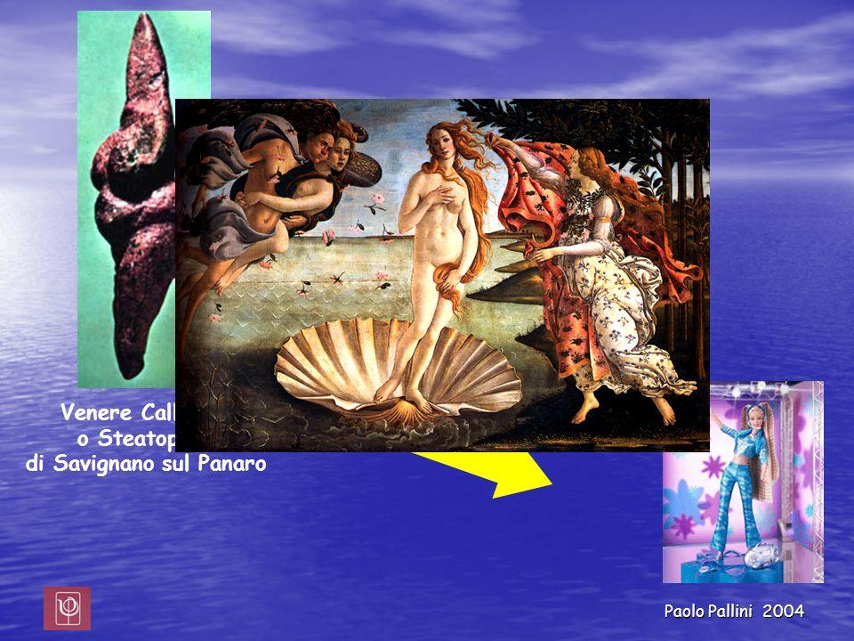 Paolo Pallini 2004 Venere Callipigia o Steatopigia di Savignano sul Panaro