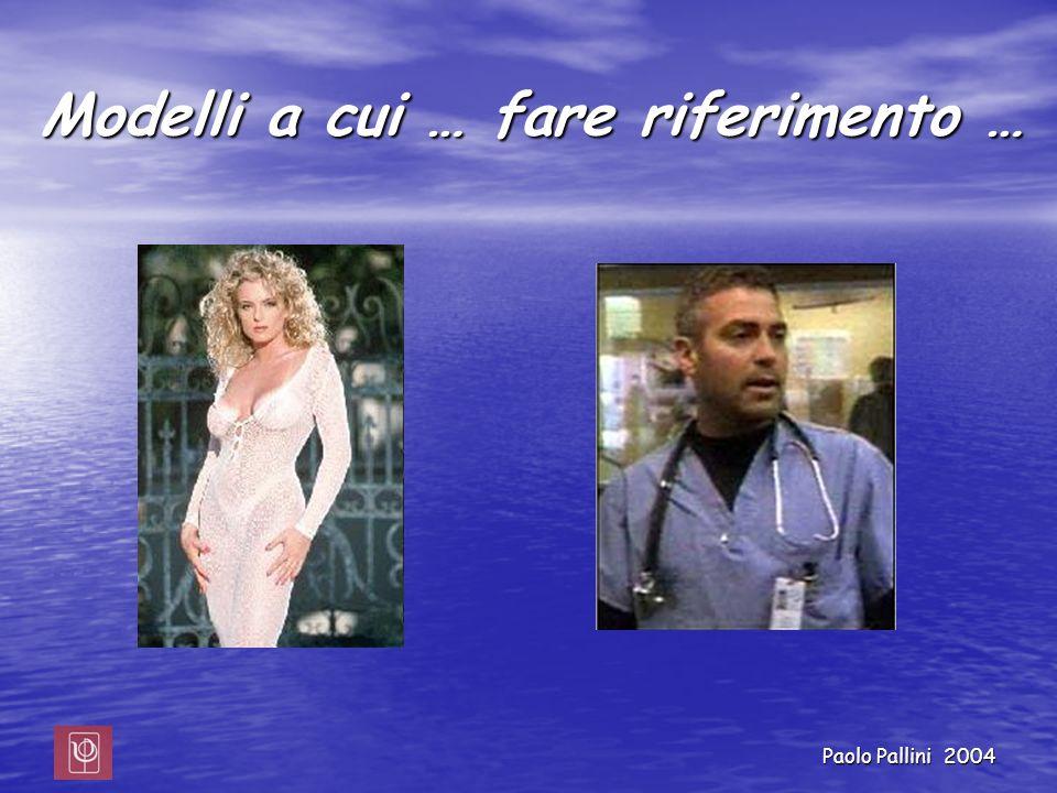 Paolo Pallini 2004 Modelli a cui … fare riferimento …