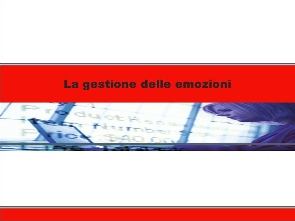 Formazione Operatori COF La gestione delle emozioni