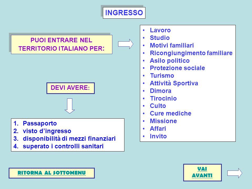 LAVORO STAGIONALE Se dimostri di aver lavorato in Italia per almeno 2 anni di seguito per lavoro stagionale hai diritto ad un permesso di lavoro pluriennale.