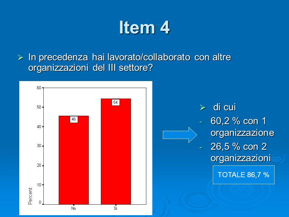 Item 7 Consulenti e liberi professionisti (1)