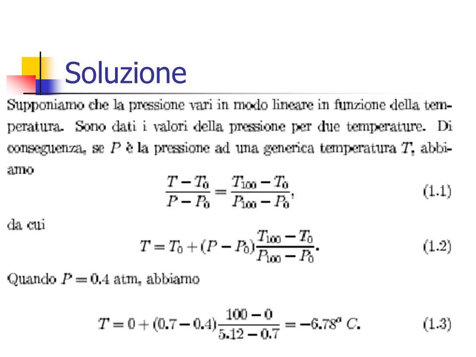 Marina Cobal - Dipt.di Fisica - Universita di Udine23 Soluzione