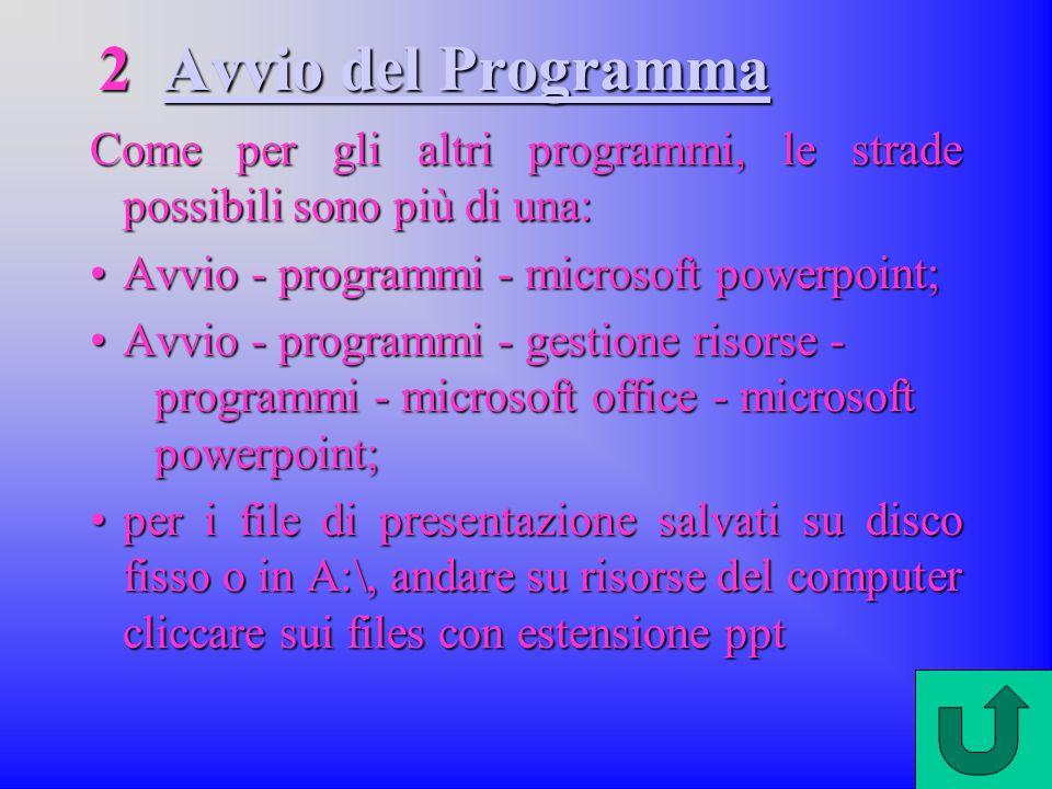 Le pagine di PowerPoint prendono il nome di diapositive o di slidesLe pagine di PowerPoint prendono il nome di diapositive o di slides Tutte le diapos