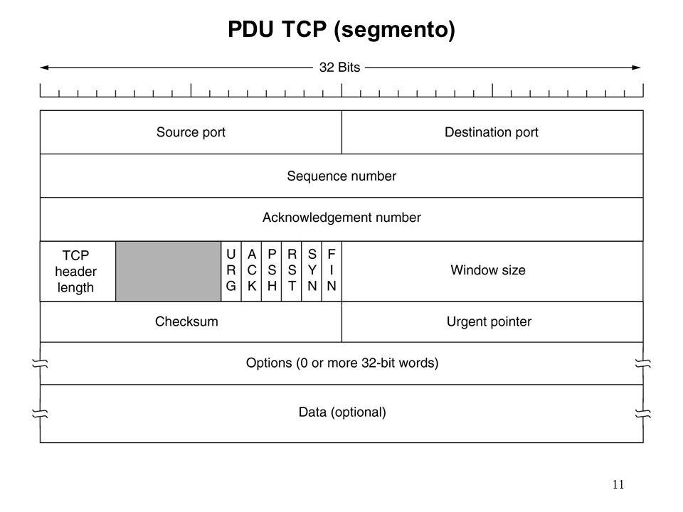 11 PDU TCP (segmento)