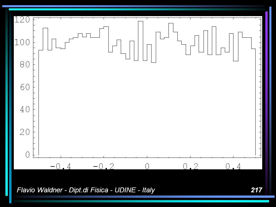 Flavio Waldner - Dipt.di Fisica - UDINE - Italy217