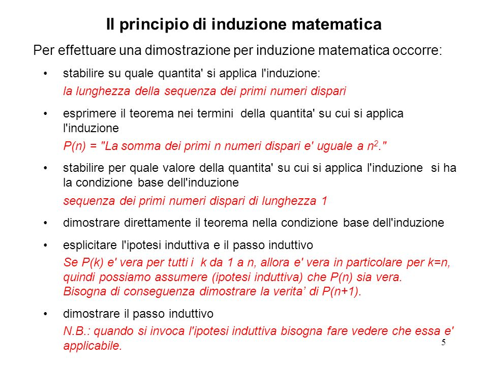 26 Dimostrazione di correttezza per induzione di bubbleUp() - parte 1 su quale quantita si applica l induzione.