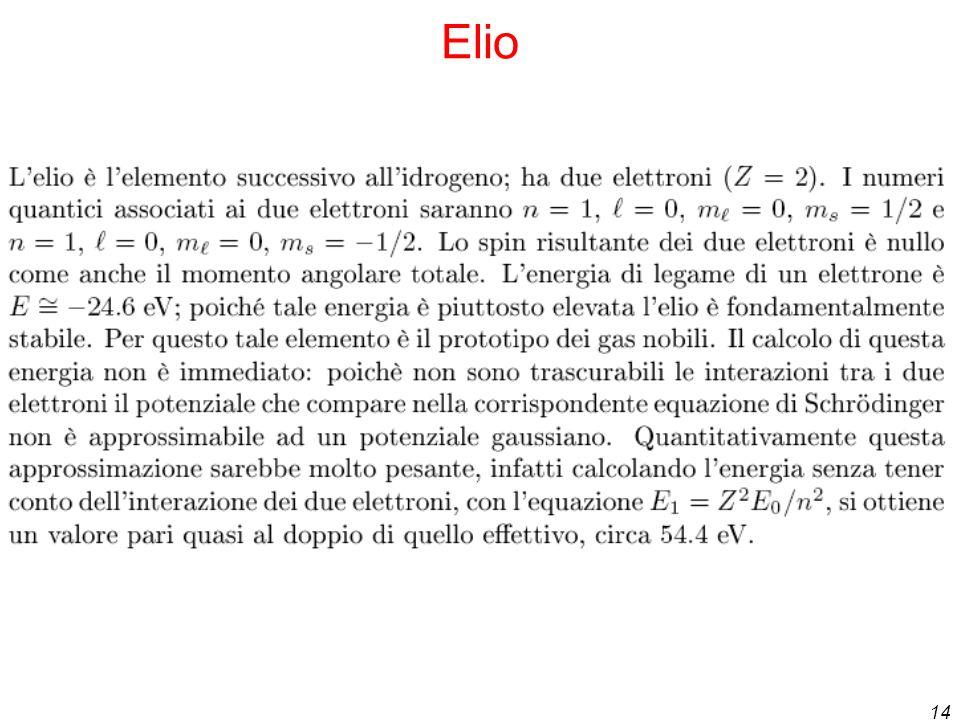 14 Elio
