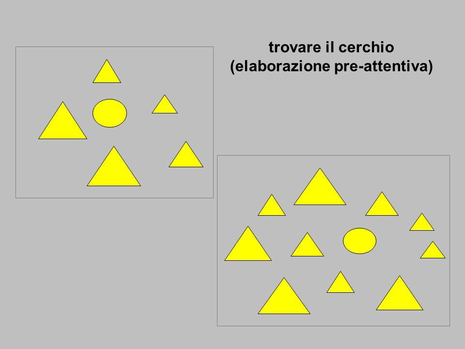+ * * come avviene la codifica della posizione degli oggetti nello spazio.