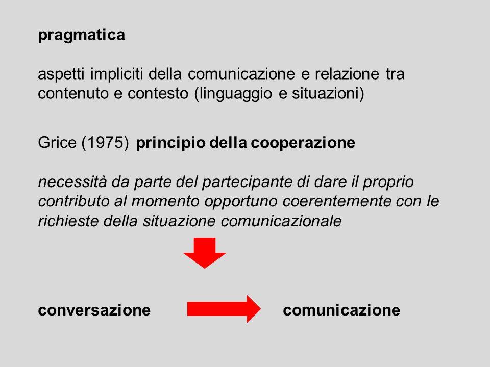 i significati di una frase significato letterale è funzione dei significati delle parole e delle regole di combinazione (struttura grammaticale) signi