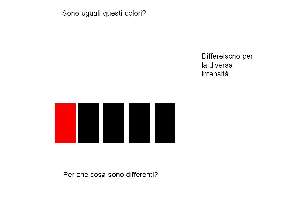 Immagi ne a colore naturali Saturazione minima -100 Tutti i colori diventano grigi Saturazione massima -+100 Le tonalità sono più cariche