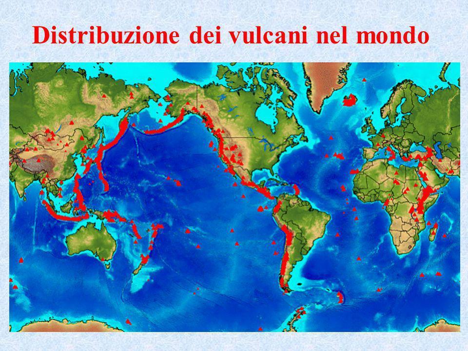 Un magma più viscoso (più differenziato) può contenere al suo interno (a parità di pressione) una maggiore quantità di gas, che, però comporta una maggiore capacità esplosiva F