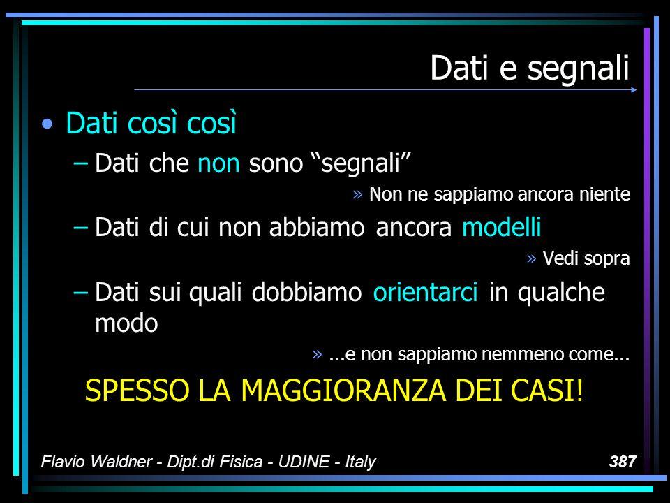 Flavio Waldner - Dipt.di Fisica - UDINE - Italy398